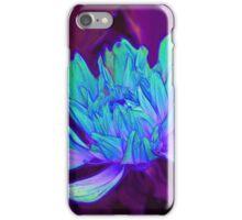 Neon Dahlia iPhone Case iPhone Case/Skin