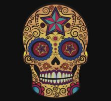Mexican Skull by AndSmo