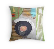 soul are shine detail Throw Pillow