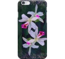 Glowing Orchids iPhone Case iPhone Case/Skin