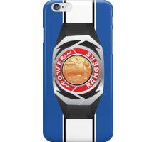 MMPR Blue Ranger Morpher/Buckle Phone Case iPhone Case/Skin