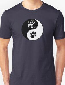 Dog Love - Ying & Yang T-Shirt