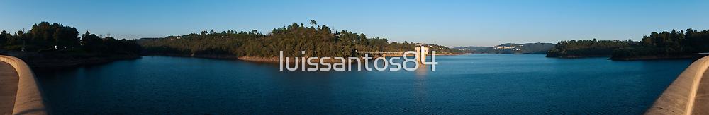 Castelo de Bode Dam by luissantos84