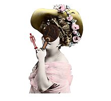 Why Do You Try And Hide Your Signals With Signals?(Surrealist Collage) by Welte Arts & Trumpery