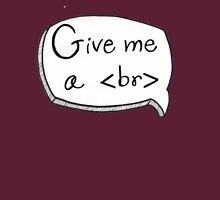 Give Me A <br> Womens Fitted T-Shirt