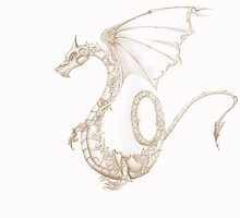 clockwork dragon by ChelseaRose