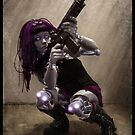 Cybergoth Photography 003 by Ian Sokoliwski