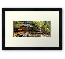 Somersby Falls V - Central Coast Framed Print