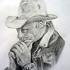 Old American Cowboy 03 by JimmyT