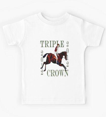 2012 Triple Crown Kids Tee