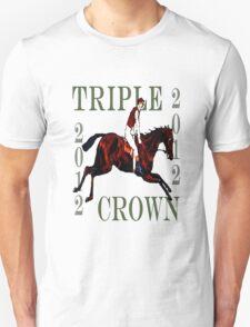 2012 Triple Crown T-Shirt