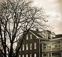The Hospital by SarahSandoval