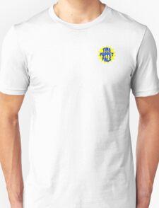TimsPuppetPals Dark Blue Logo  T-Shirt