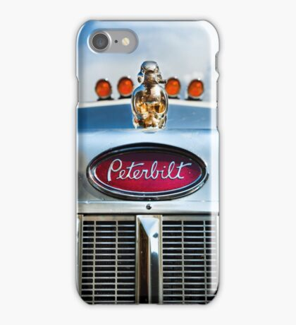 PETERBILT iPhone Case/Skin