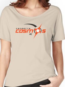Canberra Cosmos Women's Relaxed Fit T-Shirt