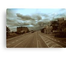 Empty Bridge Canvas Print