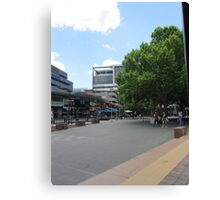 Canberra - Central Canvas Print