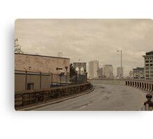 Brooklyn Highway Canvas Print