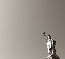 Liberty by Maxkoumo