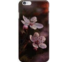 Antique Blossoms iPhone Case iPhone Case/Skin