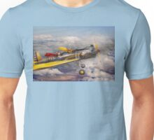 Flying Pig - Plane -The joy ride Unisex T-Shirt