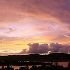 Reflections of Sunrise by Liz Worth