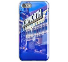 REFLECTING ON A KENWORTH iPhone Case/Skin