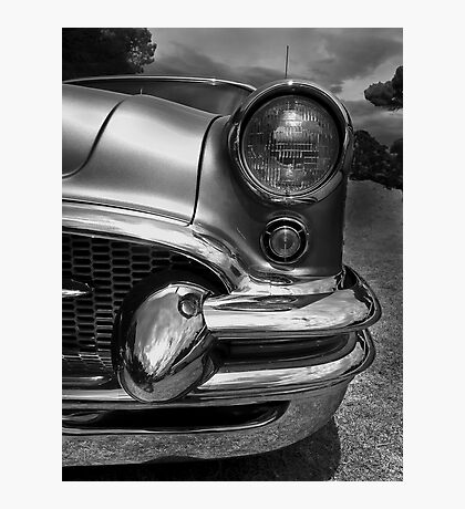 The Buick Photographic Print