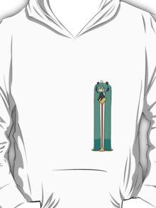 Chibi Hatsune Miku - Long hair T-Shirt