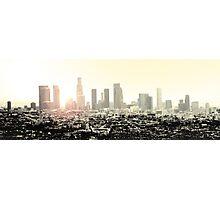 Los Angeles Sunset Photographic Print