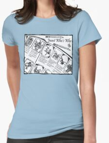 Who's Who Bugs T-Shirt