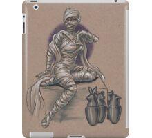 Mummy of the Female Variety iPad Case/Skin
