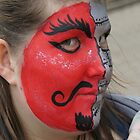 Face Painting by Geoffrey Higges