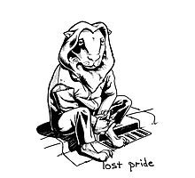 lost pride Photographic Print