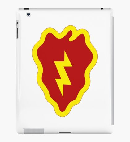 25th Infantry Division Insignia iPad Case/Skin