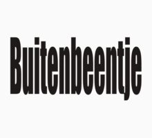 Buitenbeentje by stuwdamdorp