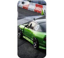 Nissan 180sx S13 iPhone Case/Skin
