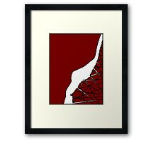 sexy abstract Framed Print