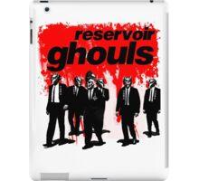RESERVOIR GHOULS iPad Case/Skin