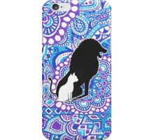 The lion's strength ! iPhone Case/Skin