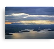 County Down Canvas Print