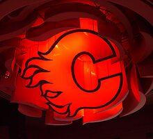 Calgary Flames by Ryan Davison Crisp