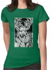 Forest Prince  Womens Fitted T-Shirt