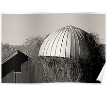 Silo Up Poster