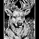 Forest Prince  by WOLFSKULLJACK
