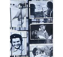 Che Guevara postcards Photographic Print