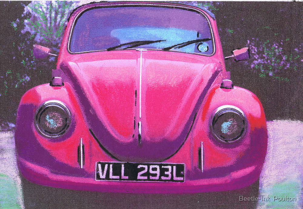 Pinky by Sharon Poulton