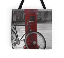 On Her Majesty's Service Tote Bag