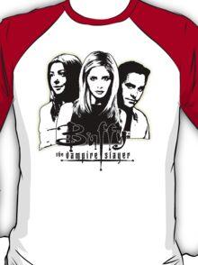 A Trio of Scoobies (Willow, Buffy & Xander) T-Shirt