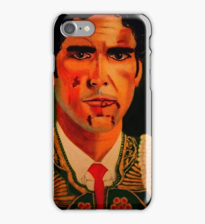 """JOSE TOMAS"" iPhone Case/Skin"